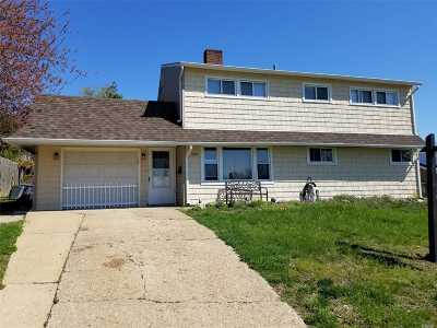 Levittown Single Family Home For Sale: 259 Sprucewood Dr