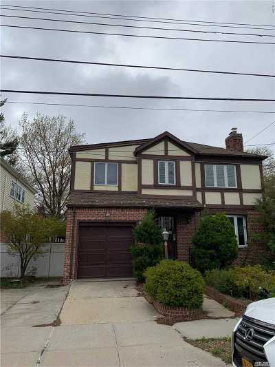 Flushing Single Family Home For Sale: 32-04 164th St