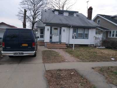 Jamaica Single Family Home For Sale: 110-14 194th St