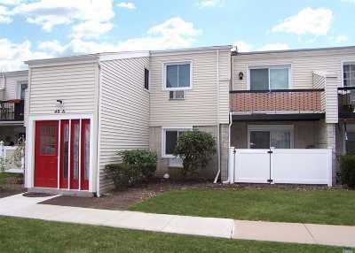 Ronkonkoma Condo/Townhouse For Sale: 48 Richmond Blvd #4A S