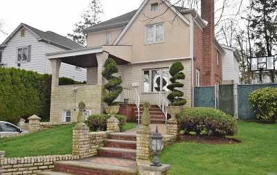 Jamaica Estates Single Family Home For Sale: 186-30 80 Dr