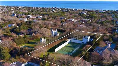 Amagansett Single Family Home For Sale: 130 Bluff Rd