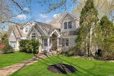 Westhampton Single Family Home For Sale: 27 Baycrest Ave
