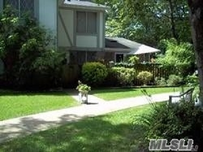 Coram Condo/Townhouse For Sale: 227 Skyline Dr
