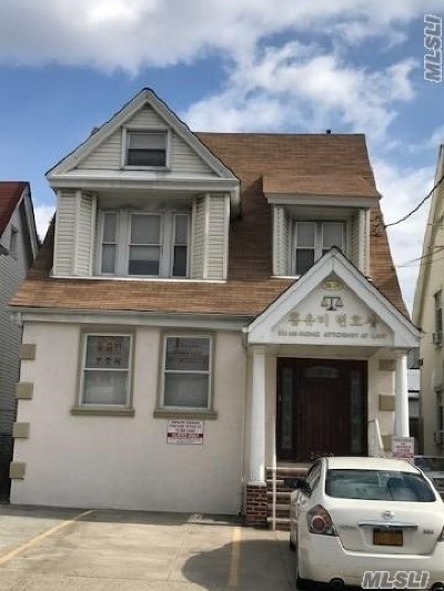 Flushing Single Family Home For Sale: 38-29 150th St