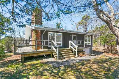 Amagansett Single Family Home For Sale: 753 Montauk Hwy