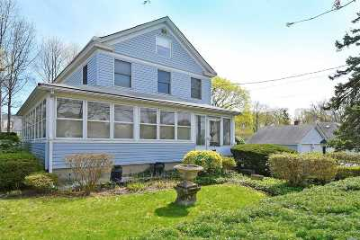 Manhasset Single Family Home For Sale: 78 Clapham Ave