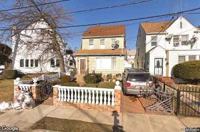 Queens County, Nassau County Single Family Home For Sale: 187-05 Quencer Rd