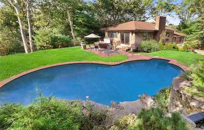 East Hampton Single Family Home For Sale: 3 Quadrant Hill Rd