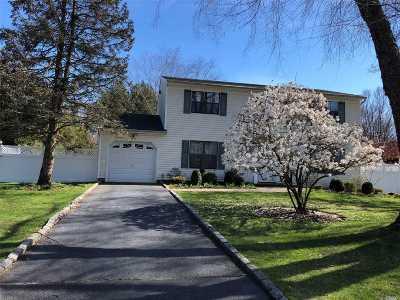 Ronkonkoma Single Family Home For Sale: 36 Sampson Ave