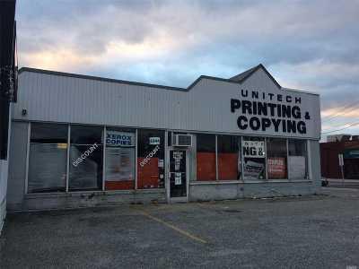Nassau County Commercial For Sale: 2344 Hempstead Tpke