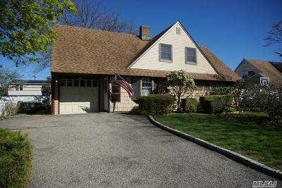 Levittown Single Family Home For Sale: 33 Low Ln