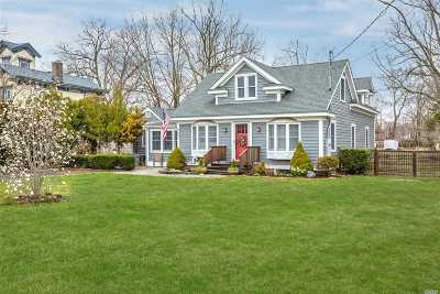 Bayport Single Family Home For Sale: 367 Middle Rd