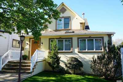 Whitestone Single Family Home For Sale: 154-40 10 Ave