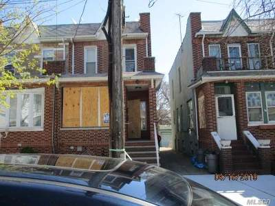Multi Family Home For Sale: 137-33 95th St