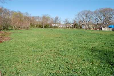 Patchogue Residential Lots & Land For Sale: 126 Mount Vernon Ave