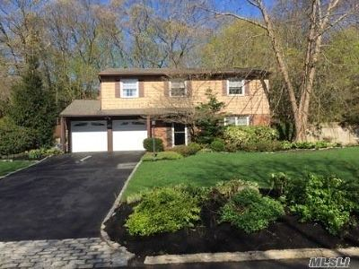 Greenlawn Single Family Home For Sale: 46 Butterfield Dr