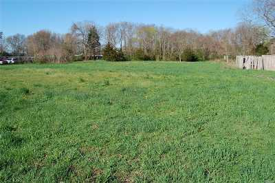 Patchogue Residential Lots & Land For Sale: 128 Mount Vernon Ave