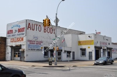 Commercial For Sale: 93-02 150th St
