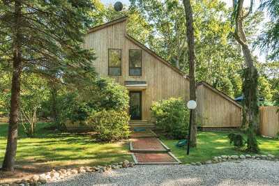 East Hampton Single Family Home For Sale: 60 Gardiner Ave