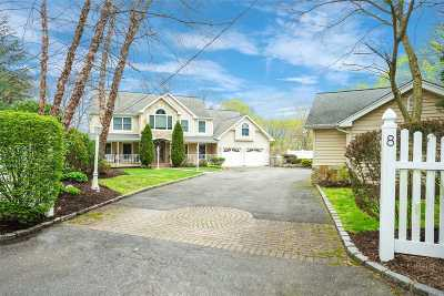 Woodbury Single Family Home For Sale: 8 The Crst