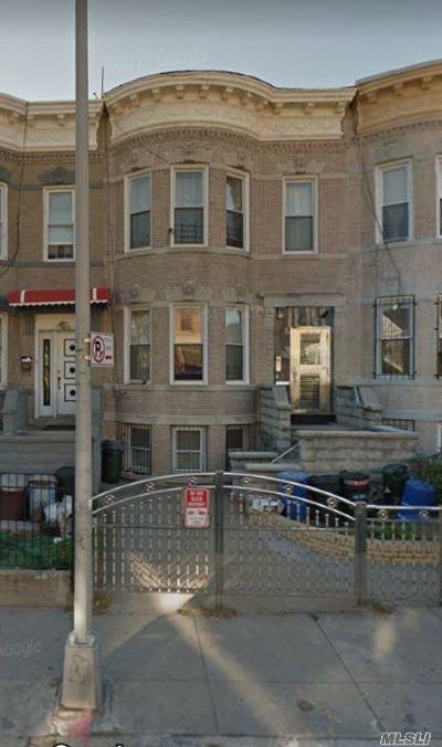 Elmhurst Multi Family Home For Sale: 42-22 78th St
