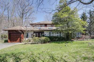Great Neck Single Family Home For Sale: 33 Stepping Stone