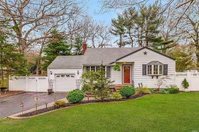 Nesconset Single Family Home For Sale: 461 Gibbs Pond Rd