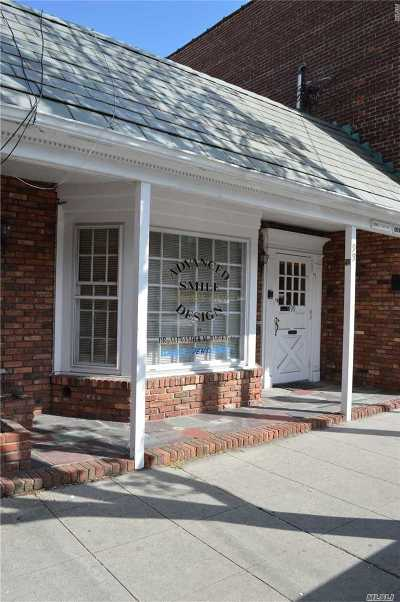 Nassau County Commercial For Sale: 99 Rockaway Ave