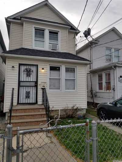 Single Family Home For Sale: 119-08 147th St