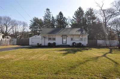 Holtsville NY Single Family Home For Sale: $299,000