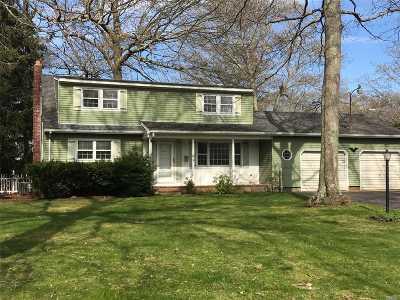 Riverhead NY Single Family Home For Sale: $379,000
