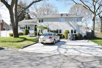 N. Massapequa Single Family Home For Sale: 120 Louis St