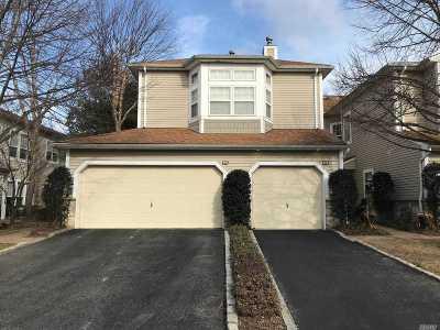 Plainview Condo/Townhouse For Sale: 33 Sagamore Dr #34A