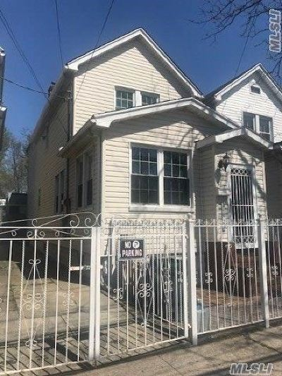 Single Family Home For Sale: 148-23 Linden Blvd