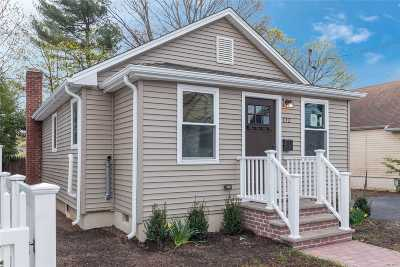 Nassau County Single Family Home For Sale: 172 Holland Ave
