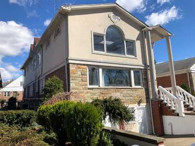 Rego Park NY Single Family Home For Sale: $1,618,000