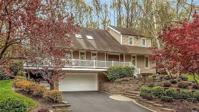 Huntington Single Family Home For Sale: 4 East Neck Ct