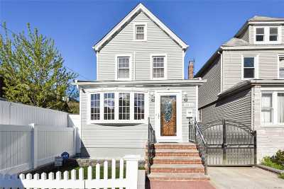 Single Family Home For Sale: 88-11 204th St