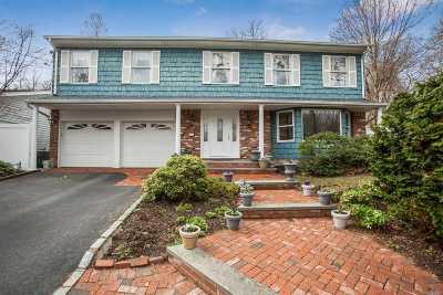 Setauket Single Family Home For Sale: 26 Campus Dr