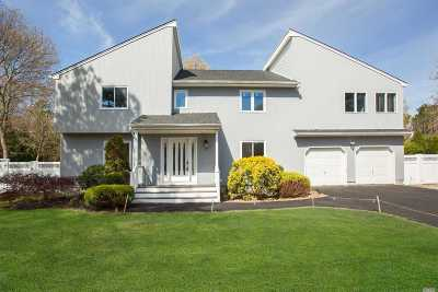 Manorville Single Family Home For Sale: 28 Evergreen Dr