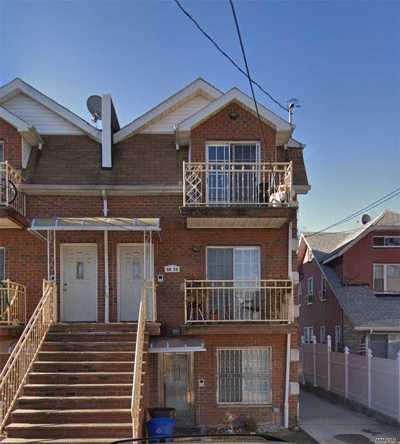 Multi Family Home For Sale: 88-26 197 Street