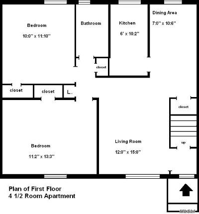 Co-op For Sale: 229-10 Hillside Ave #Lower
