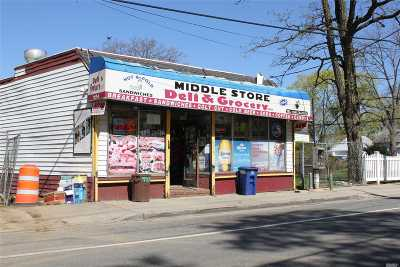 W. Hempstead Commercial For Sale: 1194 Woodfield Rd