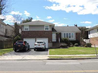 Wantagh Single Family Home For Sale: 1536 Holiday Park Dr