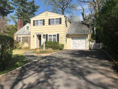 Port Washington Single Family Home For Sale: 26 South Ct