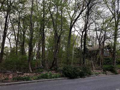 Smithtown Residential Lots & Land For Sale: Oak Ave