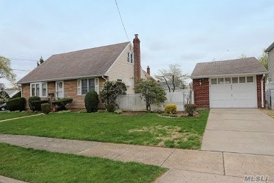 Nassau County Single Family Home For Sale: 265 Fendale St