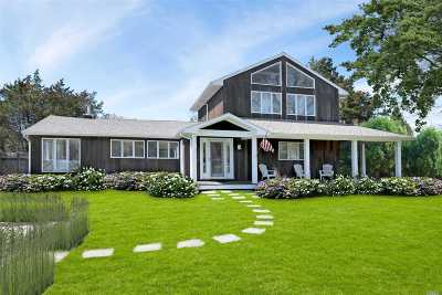 Westhampton Single Family Home For Sale: 1 Shore Ln