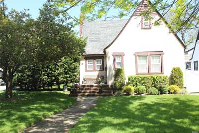 Nassau County Single Family Home For Sale: 192 Lakeview Ave